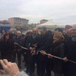 Aperto il nuovo posteggio dell'ospedale di Pordenone, 700 posti disponibili. Foto