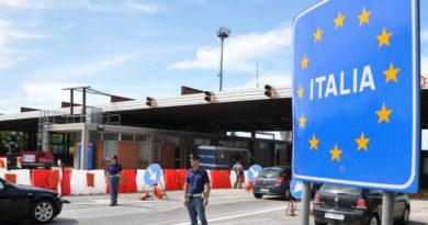 Rotta balcanica dei migranti, operativo il raddoppio dei pattugliamenti misti Italia-Slovenia