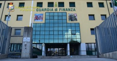 La Guardia di Finanza di Pordenone scopre giro di spaccio a giovanissimi tra cui otto minorenni