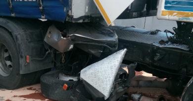 Incidente in A4 con sversamento di gasolio, tratto autostradale chiuso per 2 ore