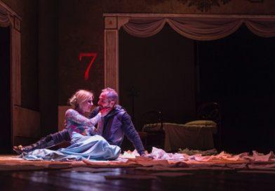 """Da ieri in scena al Rossetti """"Il giocatore"""" di Dostoevskij adattamento Vitaliano Trevisan"""