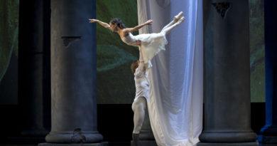 """Fa il suo debutto in Italia lo spettacolo di danza """"Romeo e Giulietta"""" al Politeama Rossetti"""