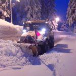Neve abbondante su Alpi e Prealpi, sul Canin 80 centimetri in 24 ore
