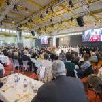 """Inaugurata la manifestazione """"Cucinare per piacere per mestiere"""" alla Fiera di Pordenone"""