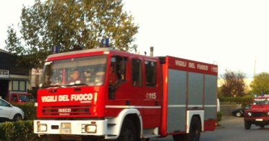 Incendio in appartamento, muore un anziano in Friuli