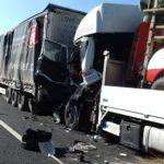 Incidenti a raffica sull'autostrada A4, code e disagi alla circolazione