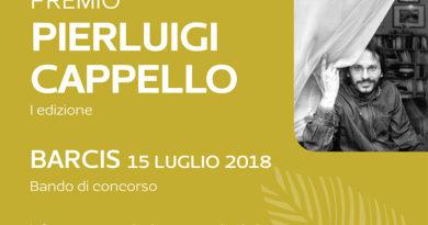 Premio Malattia della Vallata: istituito nuovo riconoscimento dedicato a Pierluigi Cappello