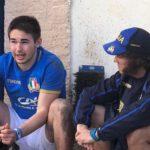 Esordio azzurro per il nuovo Golden Boy del rugby udinese