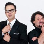 """Lillo&Greg con il loro """"Best of"""" alla Contrada a Trieste"""