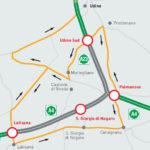 Chiusure nelle autostrade A4 e A23 durante la notte tra sabato 10 e domenica 11 marzo