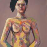 La prima antologica di pittura di Paolo Figar alla Galleria Saggitaria