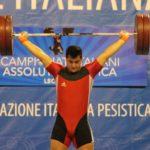 Pesistica Pordenone, seconda a squadre agli Italiani Seniores