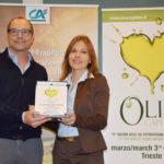 Olio Capitale: Crédit Agricole Friuladria premia un extravergine del Garda