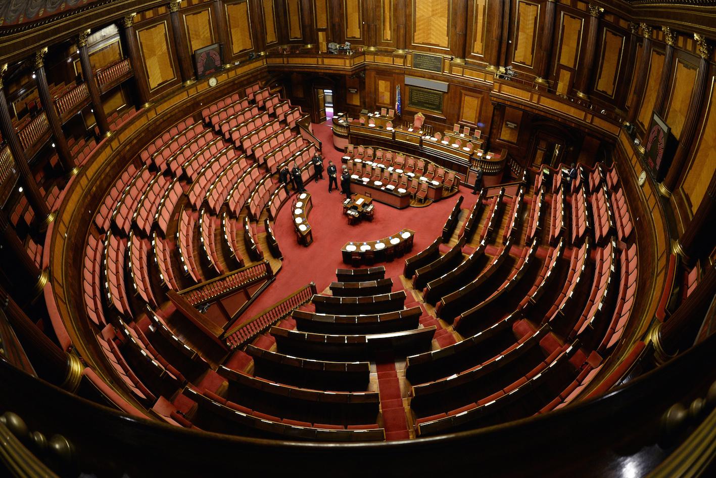 In pillole chi sono tutti i deputati e i senatori del for Parlamento montecitorio
