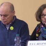 I genitori di Giulio Regeni a Genova: fiducia nella legge ma senso di abbandono