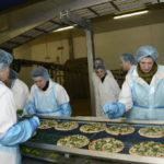 80 dipendenti Electrolux in esubero potranno essere ricollocati presso Roncadin pizze surgelate
