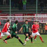 Derby regionale fra Triestina e Pordenone: pareggio al fotofinish. Le foto del match