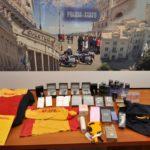 La Polizia di Stato di Trieste coglie in flagrante due truffatori e li arresta