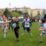 """Minirugby, la festosa carica dei 600 al Trofeo """"Città di Udine"""""""