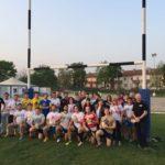 Gli atleti della Rugby Udine Union Fvg incontrano i volontari Admo