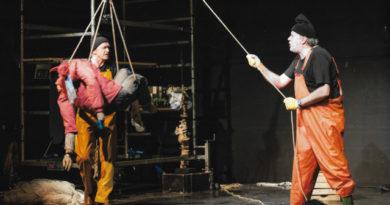 """""""La nave fantasma"""" drammaturgia pluripremiata va in scena al Rossetti da stasera fino al 22 aprile"""