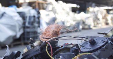 FVG virtuoso nella raccolta differenziata di rifiuti da apparecchiature elettriche ed elettroniche
