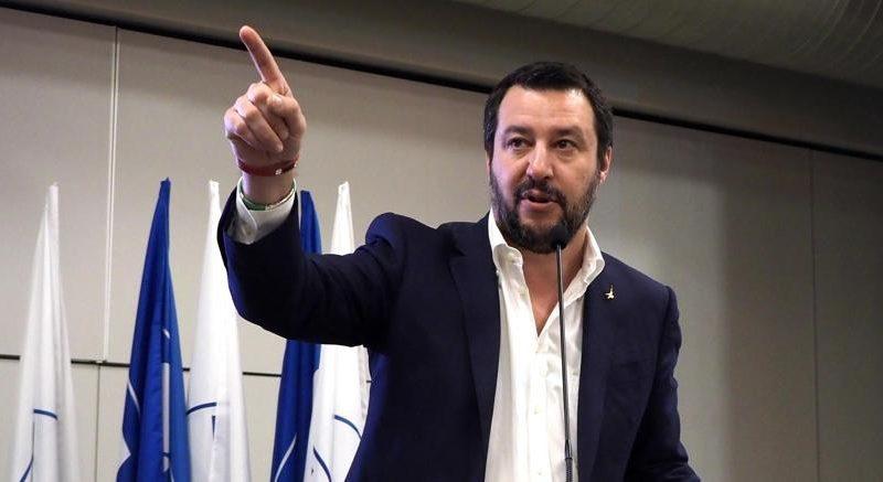 Il tour in regione di Matteo Salvini a sostegno della Lega Nord in Friuli Venezia Giulia