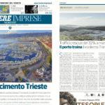Corriere Imprese dedica un servizio speciale a Trieste su porto, scienza e turismo