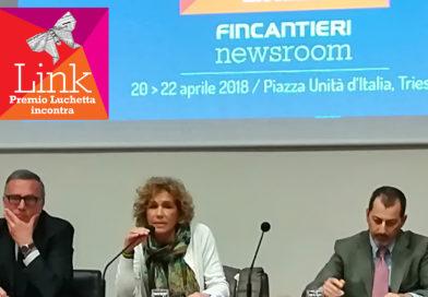 Dal 20 al 22 aprile Link, il festival del buon giornalismo del Premio Luchetta