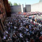 Contestazioni alla cerimonia del 25 aprile alla Risiera di San Sabba