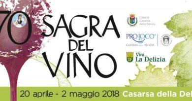 A Casarsa della Delizia la 70ª edizione della Sagra del Vino