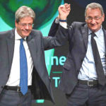 Il premier uscente Paolo Gentiloni a Udine per Bolzonello presidente: lavoro al centro