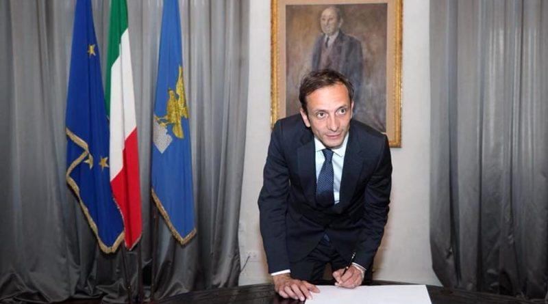 Tutti i nomi della Giunta Fedriga: Riccardi vicepresidente, Bini alle attività produttive