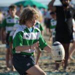 A Lignano Sabbiadoro il beach rugby dei bambini e dei ragazzi
