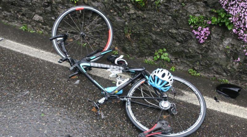 Ciclisti, tre gravissimi incidenti nella stessa giornata sulle strade del Friuli Venezia Giulia