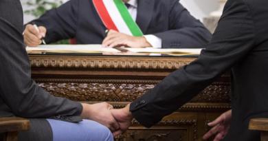 A due anni dalla legge Cirinnà: in FVG sono 86 le unioni civili tra persone dello stesso sesso
