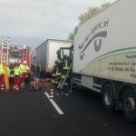 Incidente in A4, un'ora di chiusura nel tratto Villesse-Palmanova