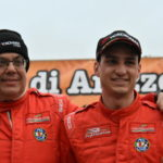 Buone le prime due prove di Marchioro (Mrc Sport) all'Italiano Rally Terra
