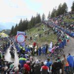 Giro d'Italia in Friuli: l'inglese Chris Froome ha vinto la tappa dello Zoncolan