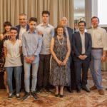 Luca Scarsini dell'Istituto Linussio di Tolmezzo è il vincitore del Premio Silvia Lunelli 2018