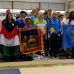 Un giugno internazionale per gli atleti della Pesistica Pordenone