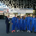 Tutta pordenonese la Nazionale azzurra di pesistica all'European Union Cup