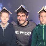 Lino Guanciale e Antonia Klugmann testimonial della Giornata Mondiale del Rifugiato in FVG