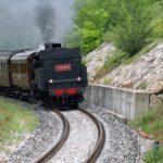 Pedemontana, viaggi in anteprima col treno a vapore per Discovery Channel e Aria di Festa