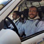 Una coppia di piloti sardi in copertina al Rally della Carnia
