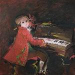 """""""Sergio Altieri. Il colore appassionato. Opere 1949 – 2018"""" proseguono gli appuntamenti musicali a Gorizia"""