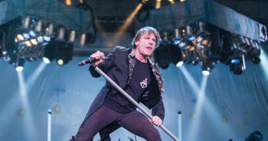 A Trieste gli Iron Maiden per un memorabile concerto in piazza Unità