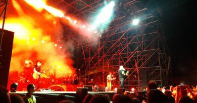 I Negrita infiammano il Festival di Majano con il Desert Yacht Club Summer Tour