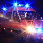 Muore nella notte un motociclista sulla rotonda di via Tricesimo a Udine