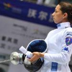 La campionessa friulana Maria Navarria è oro nella spada ai Campionati del Mondo di scherma di Wuxi
